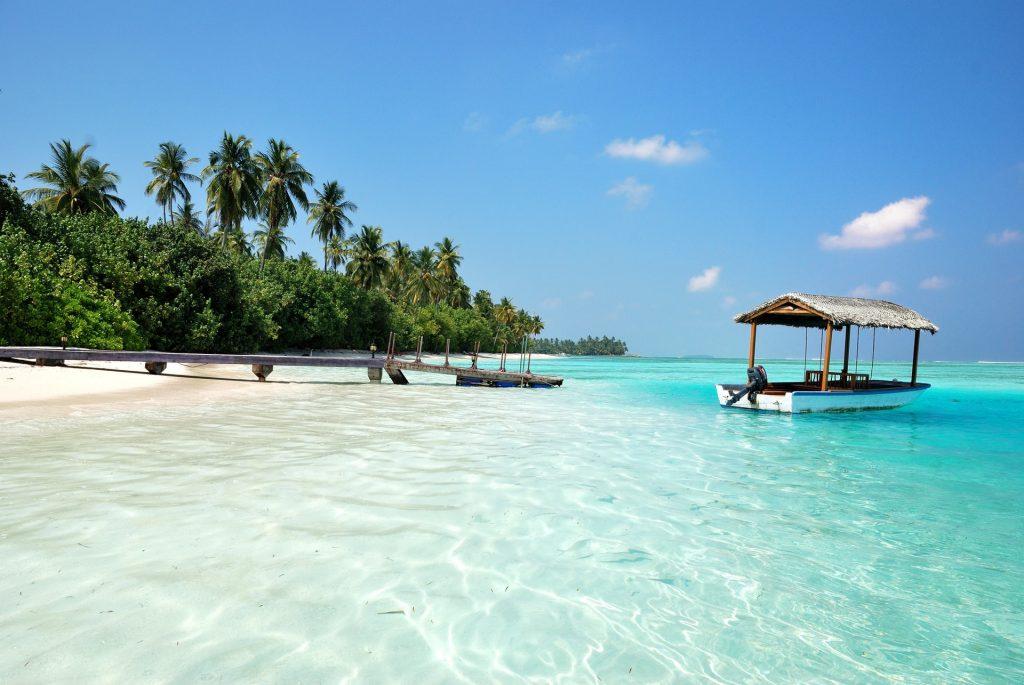 Strand Malediven